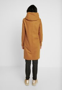 Object Tall - OBJSUSAN COAT - Classic coat - buckthorn brown - 2