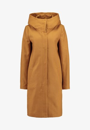 OBJSUSAN COAT - Mantel - buckthorn brown