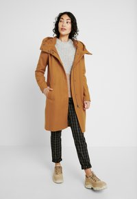 Object Tall - OBJSUSAN COAT - Classic coat - buckthorn brown - 1
