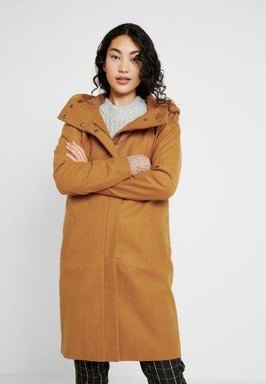 OBJSUSAN COAT - Classic coat - buckthorn brown