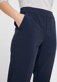 Object Petite - OBJCECILIE 7/8 PANTS - Pantalones - sky captain - 3