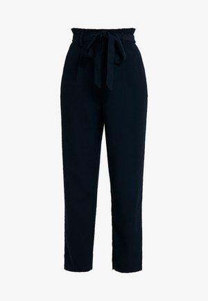 OBJCELESTE PANT - Pantalones - sky captaindark blue