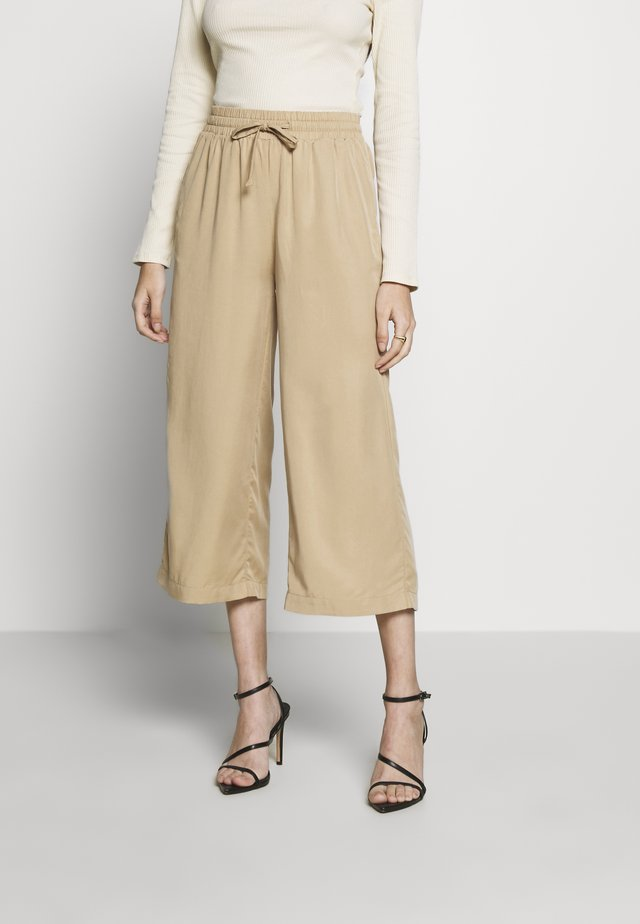 TILDA TALULA 7/8 PANT SEASONAL - Tygbyxor - incense
