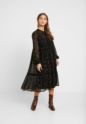 OBJAVINAJA DRESS - Kjole - black