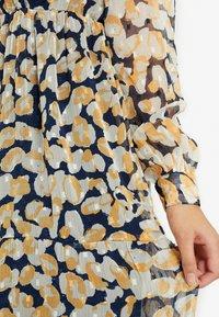 Object Petite - OBJINGRID WRAP DRESS - Robe d'été - sky captain - 6