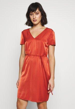 OBJEILEEN DRESS - Day dress - tandori spice