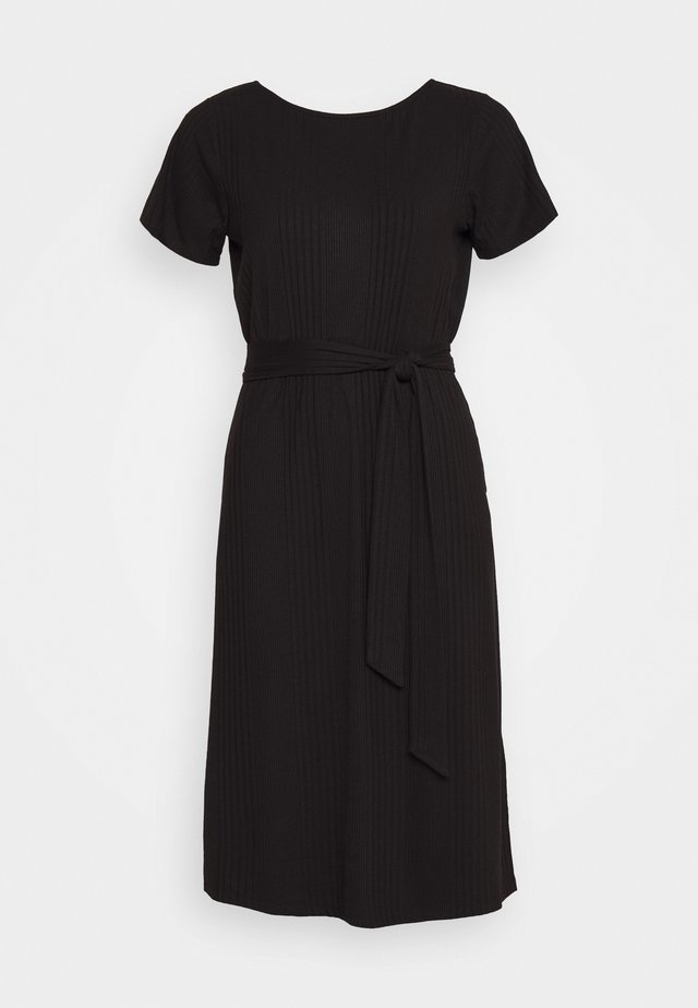 OBJCELIA DRESS - Vardagsklänning - black