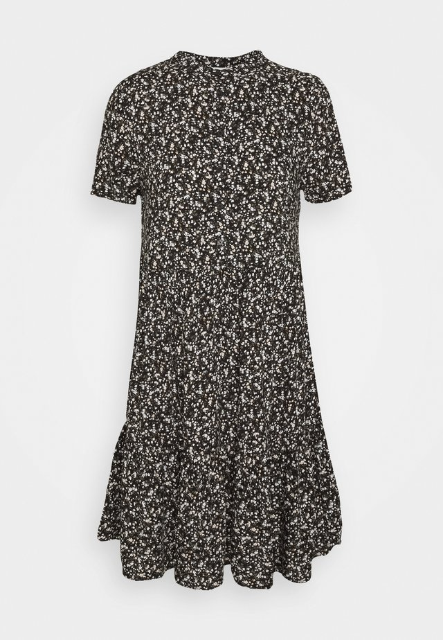 OBJJENGA DRESS   - Sukienka koszulowa - black