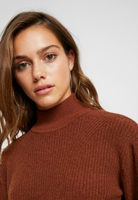 Object Petite - OBJDAISY - Pullover - brown patina - 3