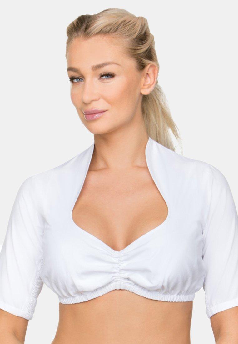 Stockerpoint - Bluse - white