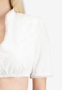 Stockerpoint - Hemdbluse - white - 2