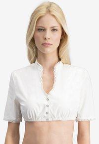 Stockerpoint - Hemdbluse - white - 0