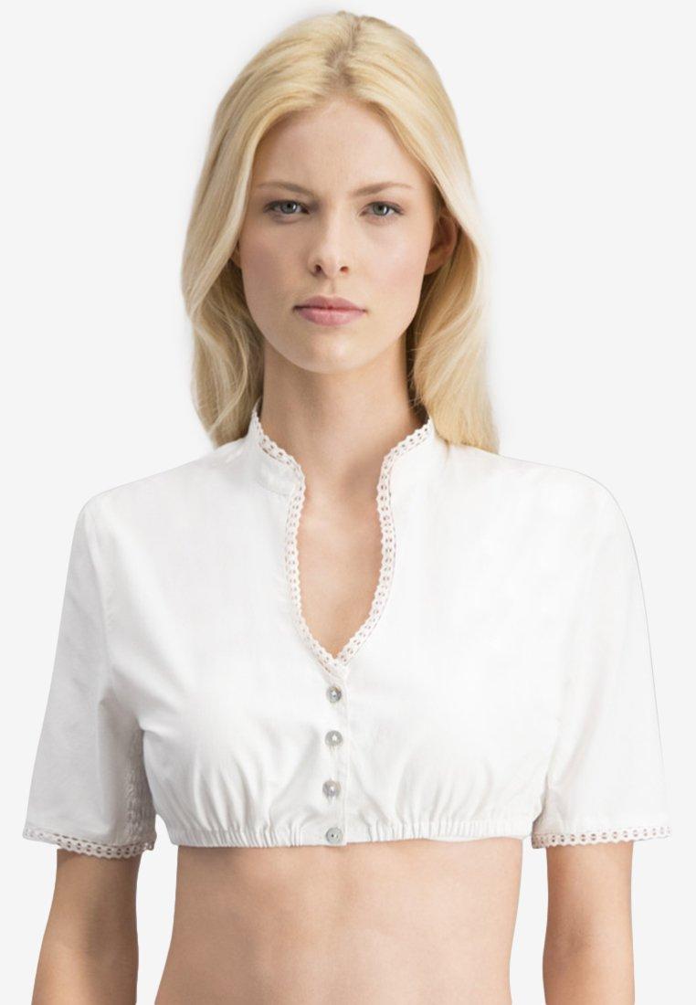 Stockerpoint - Hemdbluse - white