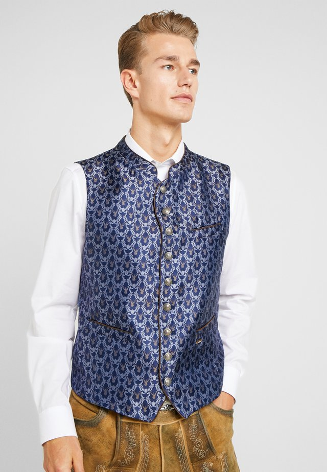 NEMO - Waistcoat - blue