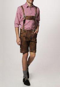 Stockerpoint - RUFUS - Košile - dunkelrot - 0