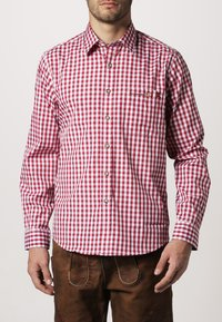 Stockerpoint - RUFUS - Košile - dunkelrot - 1