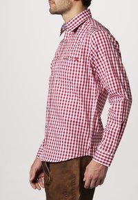 Stockerpoint - RUFUS - Košile - dunkelrot - 2