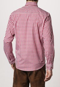 Stockerpoint - RUFUS - Košile - dunkelrot - 3