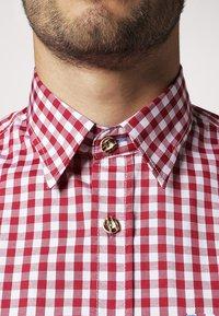 Stockerpoint - RUFUS - Košile - dunkelrot - 4