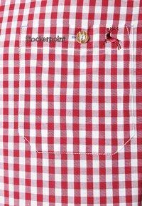 Stockerpoint - RUFUS - Košile - dunkelrot - 5