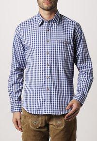 Stockerpoint - RUFUS - Košile - dunkelblau - 1