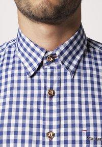 Stockerpoint - RUFUS - Košile - dunkelblau - 4