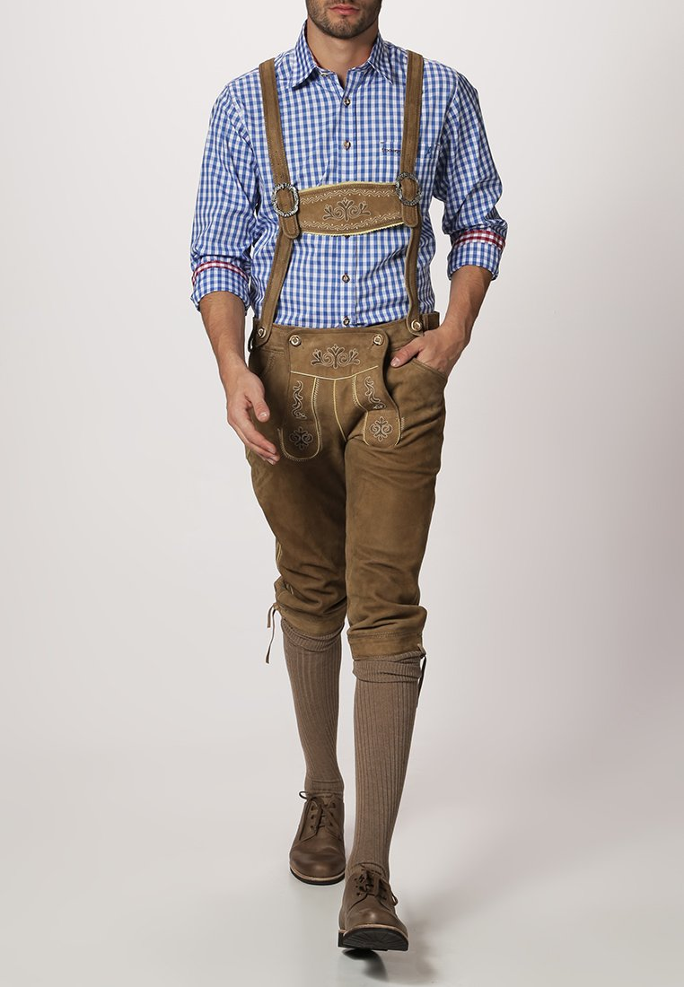 Stockerpoint - RUFUS - Košile - azur
