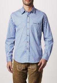 Stockerpoint - RUFUS - Košile - azur - 1