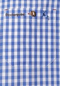 Stockerpoint - RUFUS - Košile - azur - 5