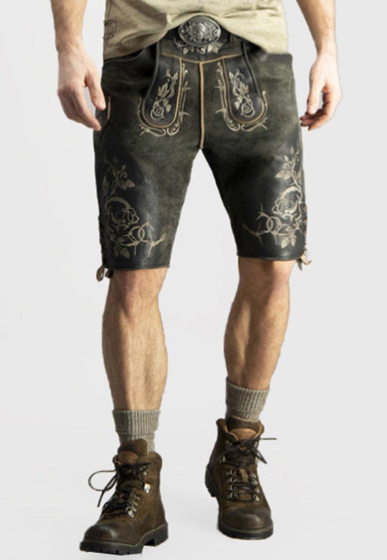 Stockerpoint - Shorts - grey