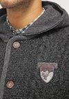 Stockerpoint - Cardigan - grau