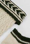 Stockerpoint - LOFERL SET - Knee high socks - natur/tanne