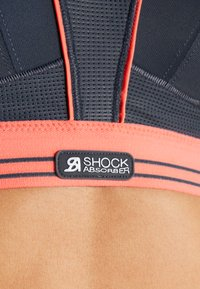 Shock Absorber - ULTIMATE RUN - Sport BH - grau/orange - 5