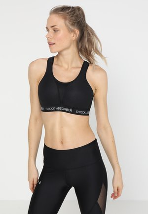 RUN BRA PADDED - Sports-BH - schwarz
