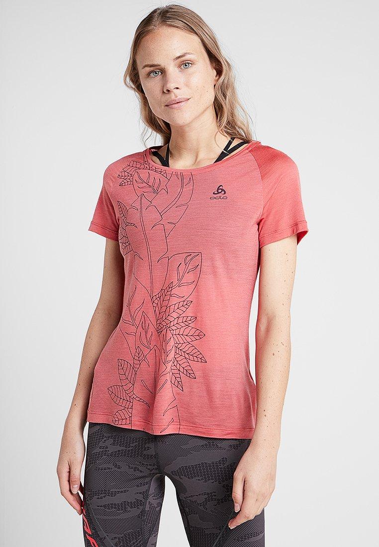 ODLO - T-Shirt print - chrysanthemum