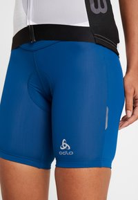 ODLO - SHORT BREEZE - Tights - poseidon - 5