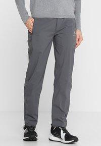 ODLO - CONVERSION - Kalhoty - graphite grey - 0