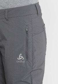 ODLO - CONVERSION - Kalhoty - graphite grey - 5