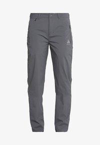 ODLO - CONVERSION - Kalhoty - graphite grey - 4