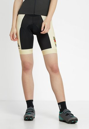 WOMEN PERFORMANCE SHORTS - Tights - golden haze