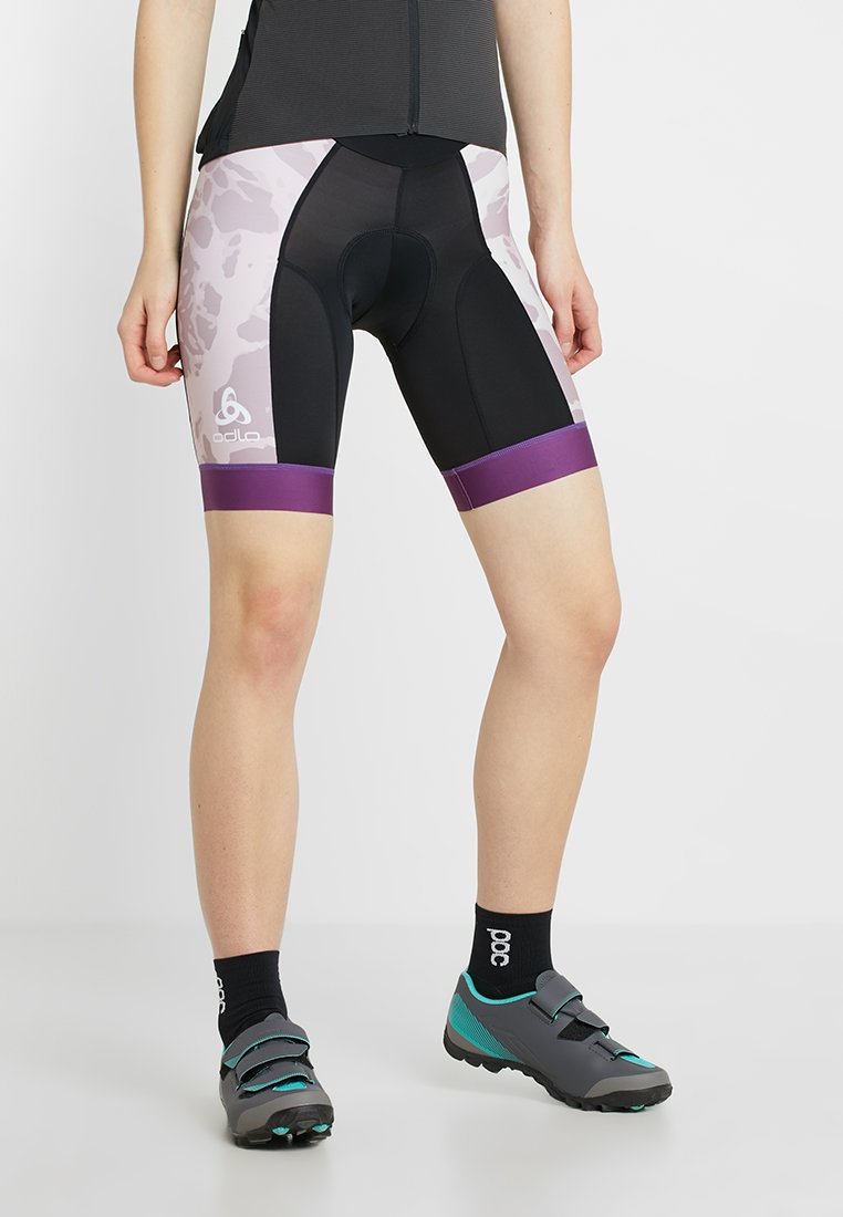 ODLO - WOMEN PERFORMANCE SHORTS - Tights - fair orchid
