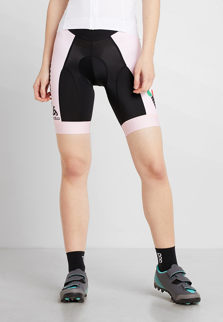 ODLO - WOMEN PERFORMANCE SHORTS - Tights - candy pink