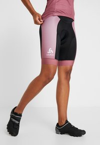 ODLO - SHORTS - Tights - roan rouge - 0