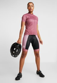 ODLO - SHORTS - Tights - roan rouge - 1