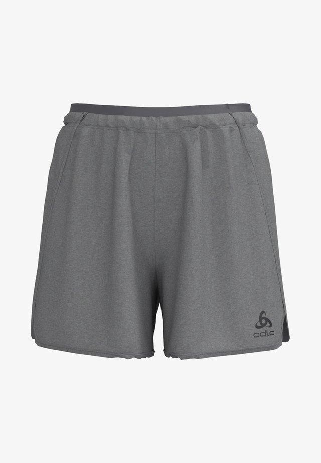 MILLLENNIUM LINENCOOL PRO SPLIT - Sports shorts - grey