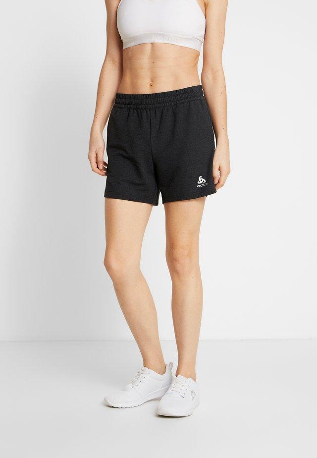 SHORTS MILLENNIUM ELEMENT - Sports shorts - black melange