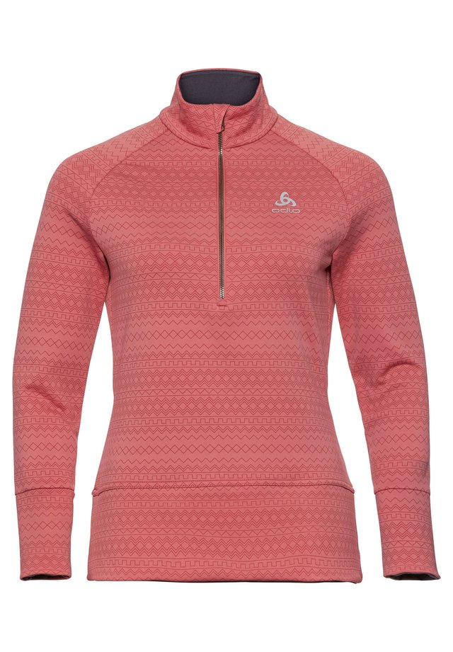 SILVRETTA - Fleece jumper - rose (323)