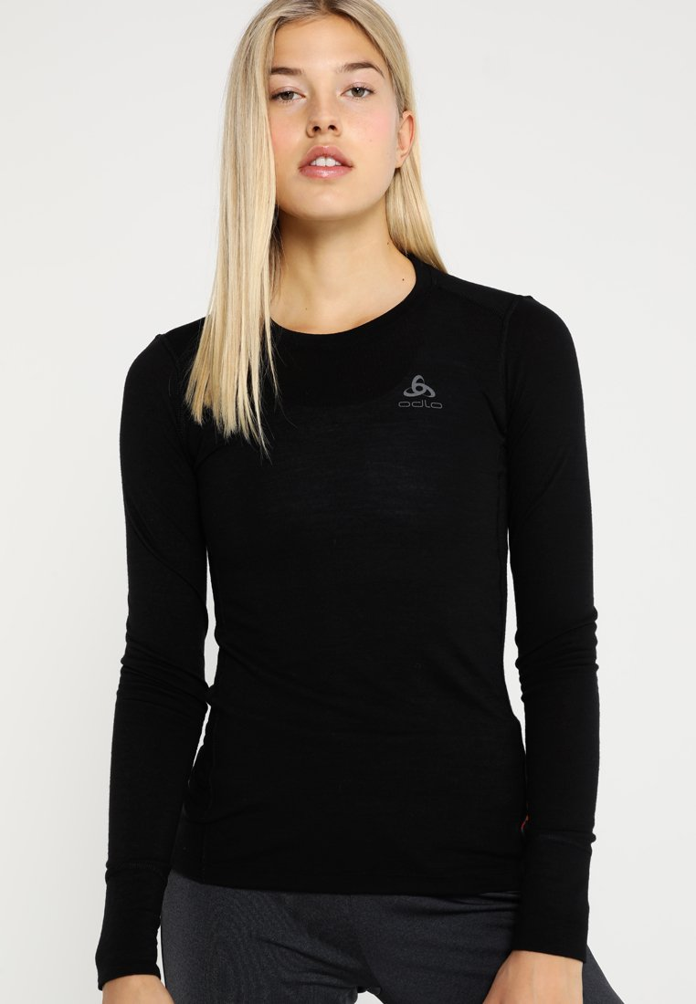ODLO - SUW  - Funktionsshirt - black