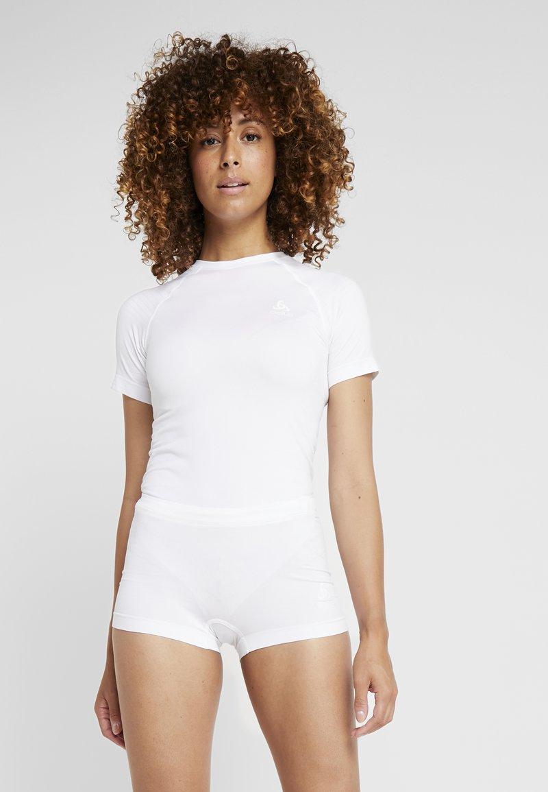 ODLO - SUW BOTTOM PERFORMANCE LIGHT - Underkläder - white