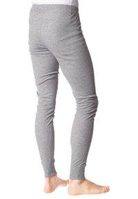 ODLO - PANTS LONG WARM - Dlouhé spodní prádlo - grau - 2